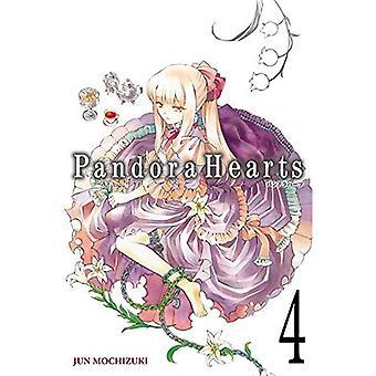 Pandora Hearts: v. 4