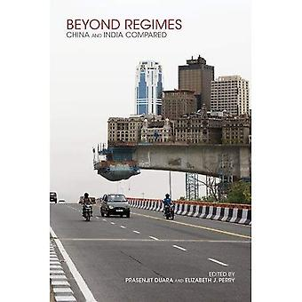 Beyond Regimes: China and India Compared (Harvard Contemporary China Series)