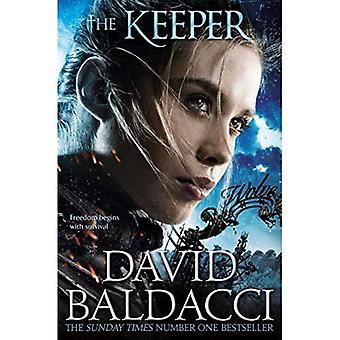 Keeper: Bok 2 (Vega Jane)