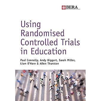 Ved hjælp af randomiserede kontrollerede forsøg i uddannelse
