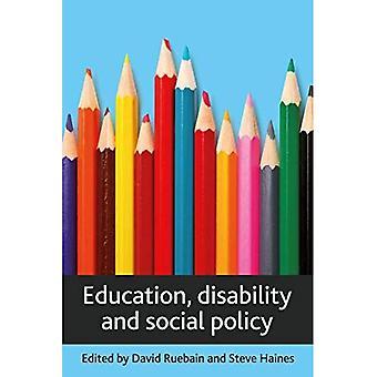 Bildung, Behinderung und Sozialpolitik