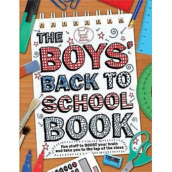 The Boys' Back To School Book (Buster Books)