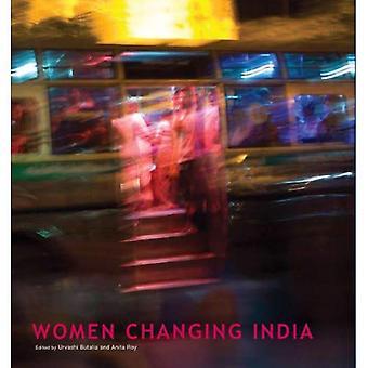 Mulheres mudando Índia
