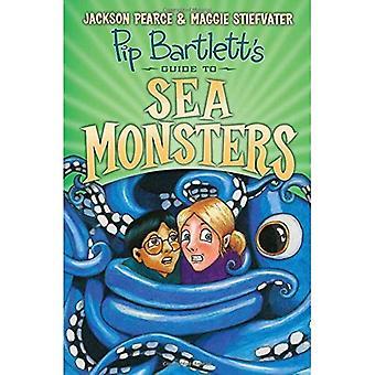 Pip guia de Bartlett de monstros marinhos (guia do Pip Bartlett criaturas mágicas)