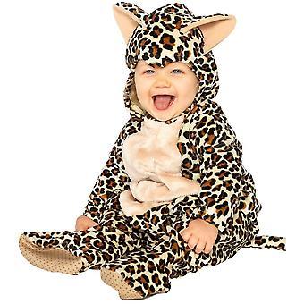 Schön Leopard Kleinkind Kostüm