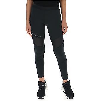 Adidas By Stella Mccartney Black Polyester Joggers