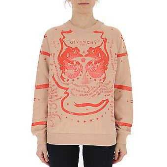 Givenchy Pink Cotton Sweater