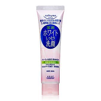 Kose Softymo White Facial Washing Foam Moist 150g