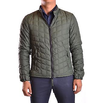 Duvetica Green Nylon Outerwear Jacket
