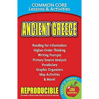 Ancient Greece Common Core Lessons & Activities by Carole Marsh - 978