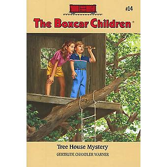 Tree House Mystery by Gertrude Chandler Warner - David Cunningham - 9