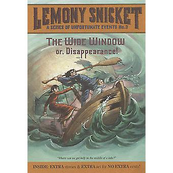 Wide Window or Disappearance - by Lemony Snicket - Brett Helquist - M