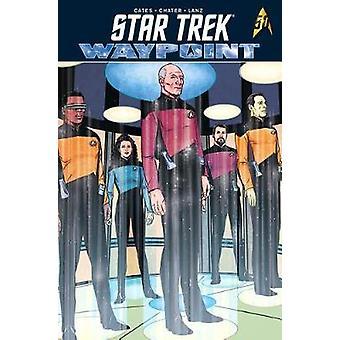 Star Trek - Waypoint by Dayton Ward - 9781684050178 Book