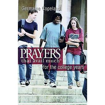 Prayers That Avail College P.E. by Germaine Copeland - 9781577947165