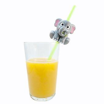 Sip n' Sound Straw, Elephant