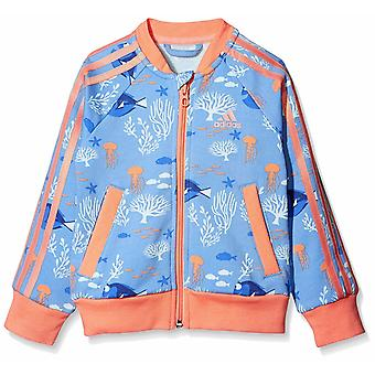 Adidas x Disney Dory Infant Girls Training College Jacket
