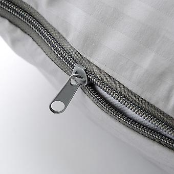 Snipe case Grey satin to body pillow Estelle J-shape