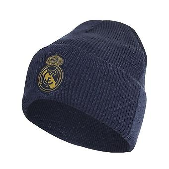2019-2020 Real Madrid Woolie Hat (Night Indigo)