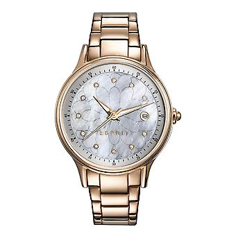 Esprit Jane Rose Gold Ladies´ Watch (ES108622003)