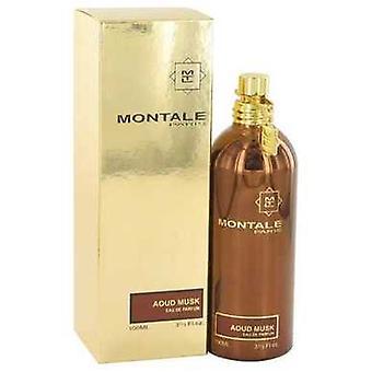 Montale Aoud Musk By Montale Eau De Parfum Spray 3.3 Oz (women) V728-518307