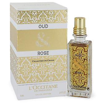 L'occitane Oud & Rose Eau De Parfum Spray By L'occitane