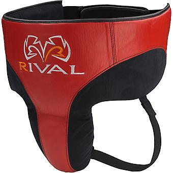 Rival de no Boxeo 360 Pro falta Protector - negro/rojo