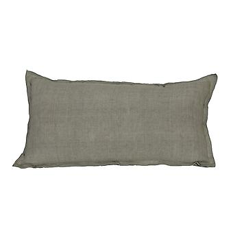 Light & Living Interior Flange Taupe Pillow 60X30 Cm