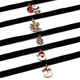 Christmas chokers