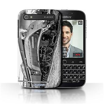 STUFF4 Case/Cover for Blackberry Classic/Q20/Union South Africa/Steam Locomotive