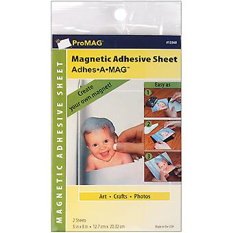 Pro Mag Magnetic Adhesive Sheet 5