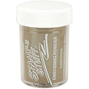 Stampendous Detail Embossing Powder .5 Ounce Gold Opaque Dp 102