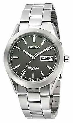 Seiko Mens Titan SGG599P1 Watch