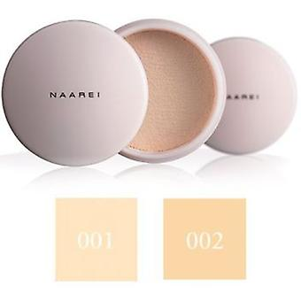 Naarei Natural Loose powder 002 (Maquillage , Visage , Poudres matifiantes)