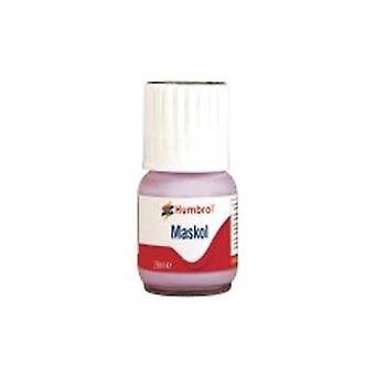 Humbrol Paint Maskol 28ml Bottle