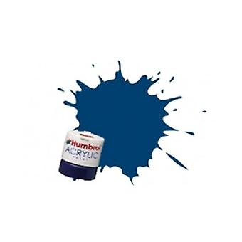 Humbrol Paint Diesel Blue RC411 Acrylic Rail Paint
