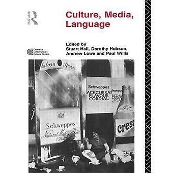لغة ثقافة وسائل الإعلام من قاعة & ستيوارت