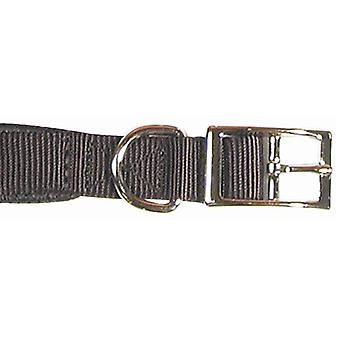 Classic Soft Protection Nylon Padded Collar Black 24 X 1