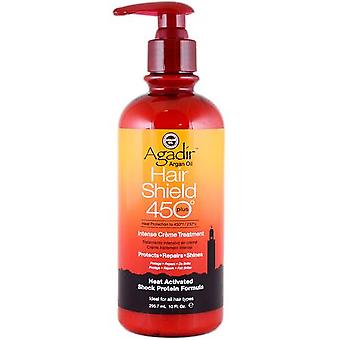 Agadir Argan huile cheveux bouclier 450 Creme Intense traitement 10oz
