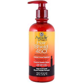 Agadir Argan olie hår skjold 450 Intense Creme behandling 10oz