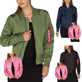 Alpha industries ladies jacket MA-1 TT IP reversible Wmn