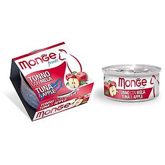 Monge Ns Wet Cat Tuna And Apple (Cats , Cat Food , Wet Food)