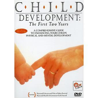 Barnets udvikling-først to år [DVD] USA importerer