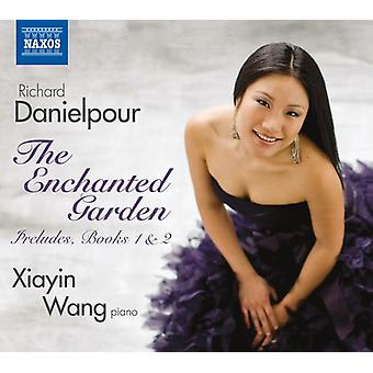 R. Danielpour - Richard Danielpour: The Enchanted Garden - Preludes Books I & II [CD] USA import