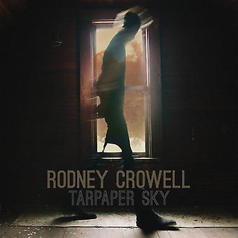 Rodney Crowell - Tarpaper Sky [CD] USA import