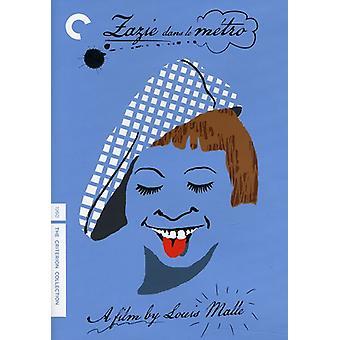 Zazie Dans Le Metro [DVD] USA import