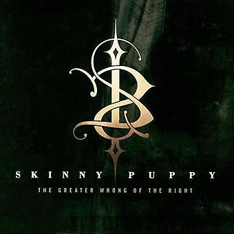 Skinny Puppy - Greater Wrong of the Right [CD] USA import