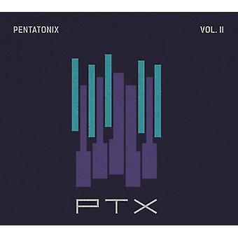 Pentatonix - import USA Ptx 2 [CD]