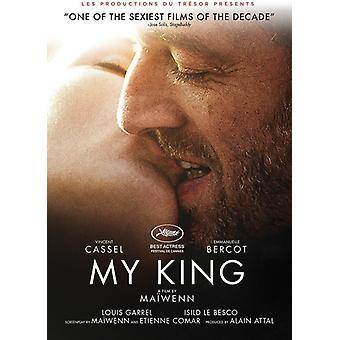 My King [DVD] USA import