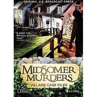 Midsomer Murders: Village Case Files (Reissue) [DVD] USA import