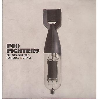 Foo Fighters - ekon tystnad tålamod & nåd [Vinyl] USA import